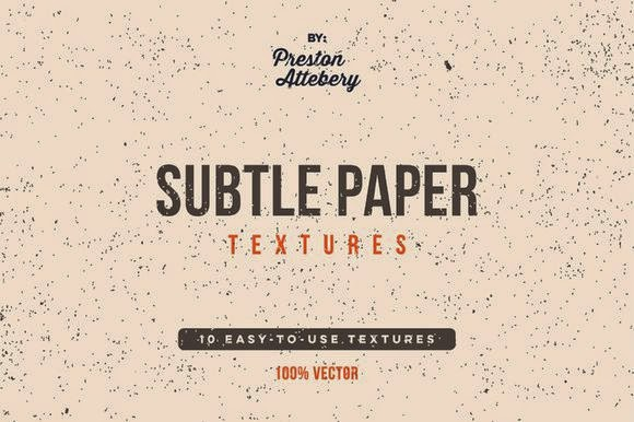 Subtle Paper Textures This weeks freebies