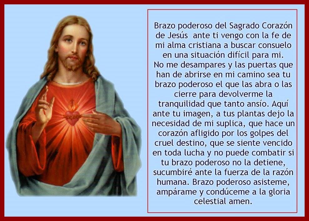 Ante Ti vengo con la fe de mi alma cristiana a buscar consuelo en una situación difícil para mí.