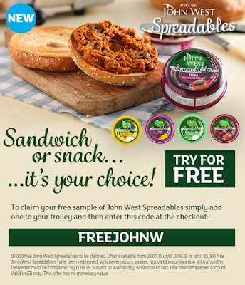 Claim your FREE spreadable!