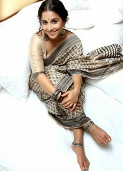 vidya balan first movie