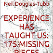 1 Statement of Truth Experience Has Taught Us – 175 Missing Pieces – An Explorer's Guide to Developing a Handbook on Life