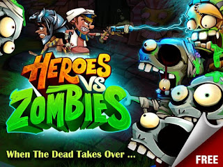 Download Heroes Vs Zombies v15.0.0 Mod APK (Unlimited Coins)