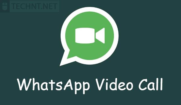 واتساب تعمل على مكالمات الفيديو وستكون متاحة في التحديث القادم - التقنية نت - technt.net