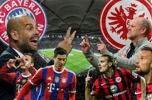 Live streaming Bayern Munich vs Eintracht Frankfurt  2 April 2016