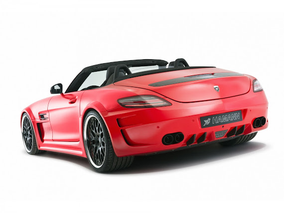 Hamann Hawk Mercedes SLS Roadster download besplatne pozadine za desktop 1152x864
