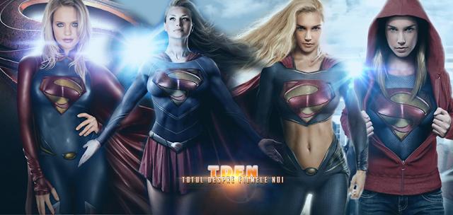 Câteva exemple de costume pentru Supergirl, create de fani