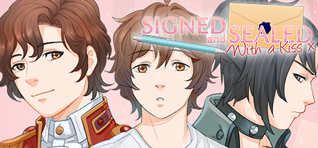 [2019][Reine Works] Signed and Sealed With a Kiss