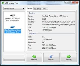 أفضل, أداة, لإنشاء, نسخة, إحتياطية, من, وسائط, تخزين, يو, اس, بى, ( الفلاشة, ميمورى, ) USB ,Image ,Tool