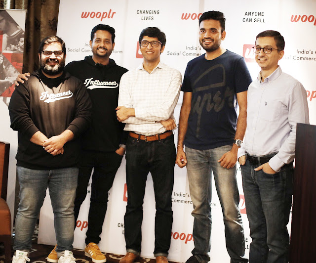 Wooplr pioneers Social Commerce, empowers 30,000 social sellers to lead the next wave of e-commerce revolution