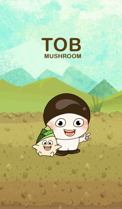 Tob Mushroom