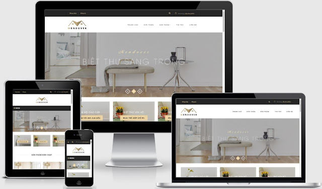 Mendover - Template blogspot bán căn hộ - Ảnh 1
