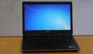 Dell Precision 17 7000 Series (7710) Workstation Laptop Drivers Download For Windows 10, 8.1 and 7