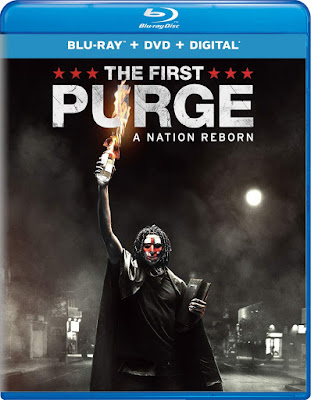 The First Purge Blu Ray