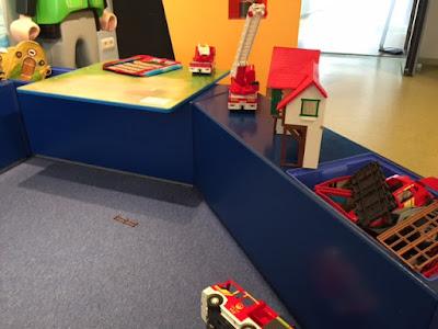 Playmobil Spielecke im Kibala