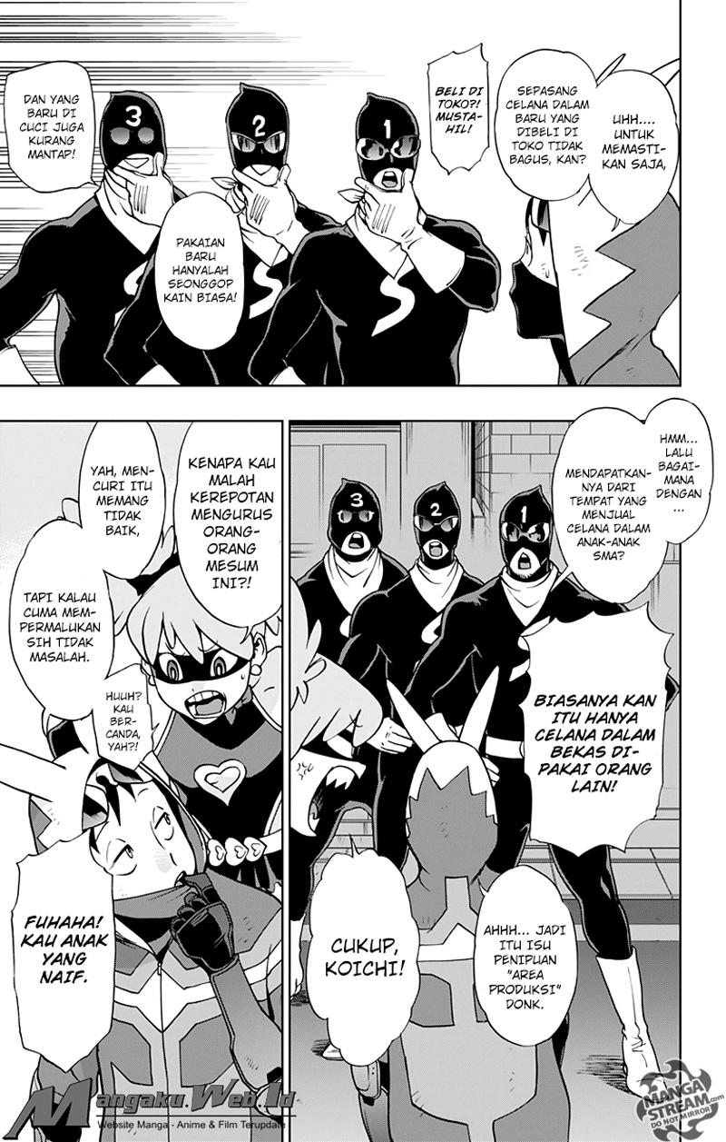 Vigilante – Boku no Hero Academia Illegals Chapter 06-8