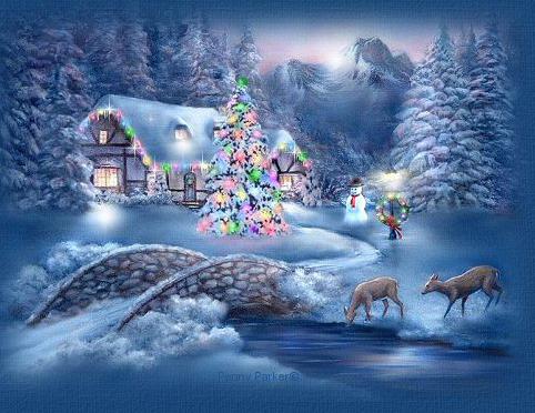 christmas home top