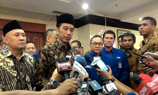 Kasus Ahok, Jokowi: Kalau Saya Intervensi yang Lain Minta