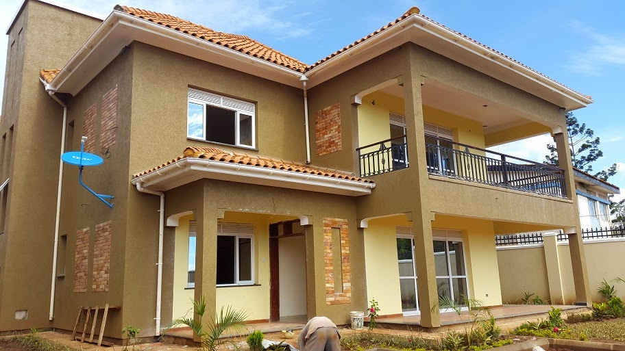 Houses for sale kampala uganda new homes for sale bunga for Sale moderne