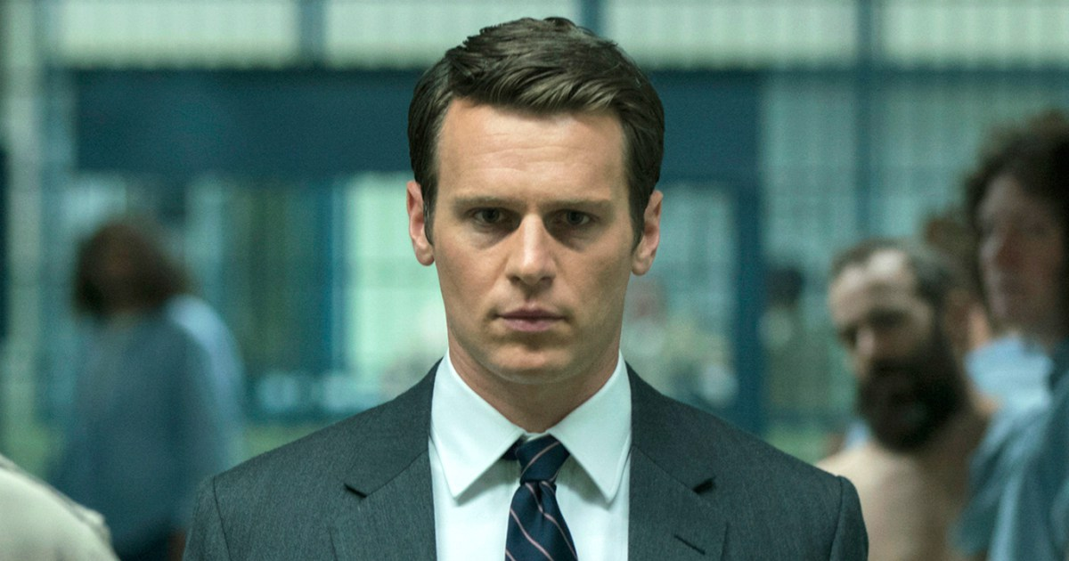 Mindhunter Jonathan Groff Holden Ford
