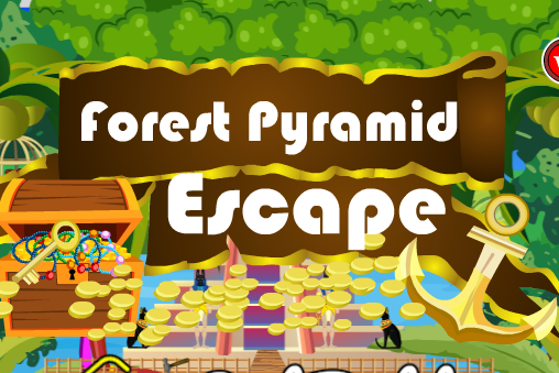 Play GelBold Forest Pyramid Escape