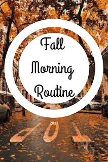 fall-morning-routine-blogtober-youtober-october-fall-routine