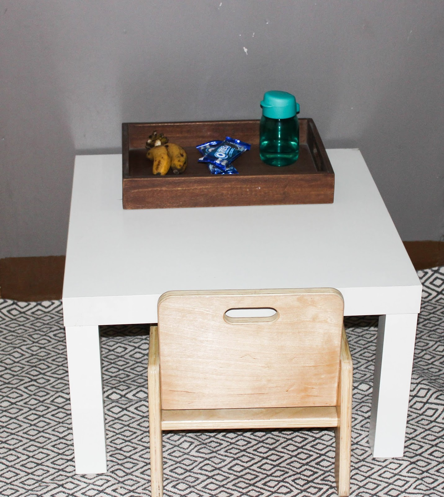 Major Decluttering And New Montessori Inspired Space For 15 Months