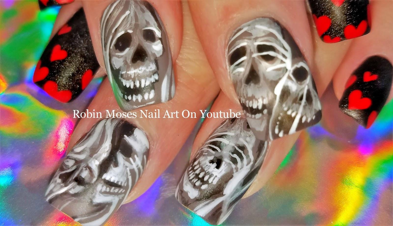 Robin Moses Nail Art Help Name This Nail Art Request 2018 Nails