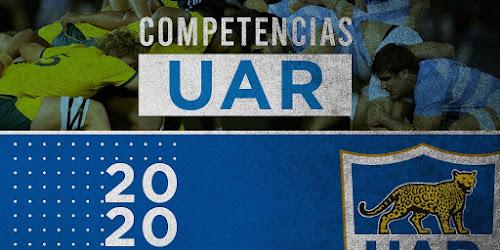 Calendario de competencias UAR 2020