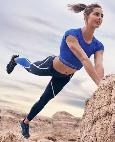 moda deportiva H&M primavera verano 2017