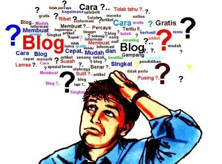 Cara Membuat Blog Cepat, Mudah dan Keren