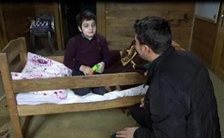 Zihinsel engelli Mustafa için seferber oldular