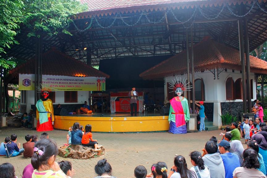 Setu Babakan Jakarta