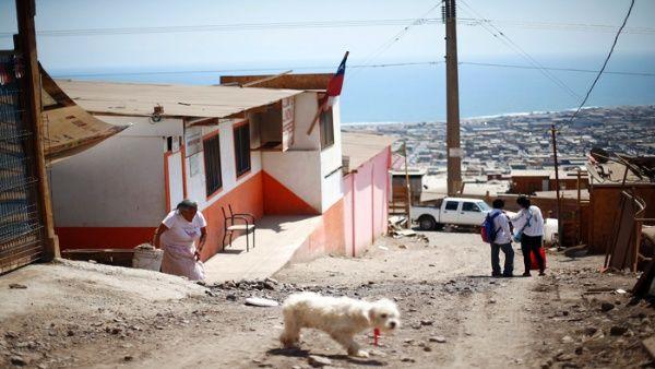 Más de 10.000 personas en situación de calle en Chile