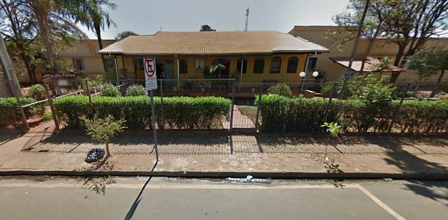 Asilo de Velhos Vila dos Pobre no bairro Bom Jesus em Barretos-SP - Furtado várias vezes (Google Maps)