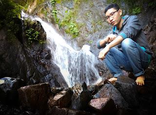 air terjun kalibanteng rahtawu kudus