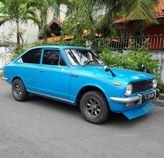 Toyota Sprinter 1968 , Classic Sport Jadoel Era Orde Baru