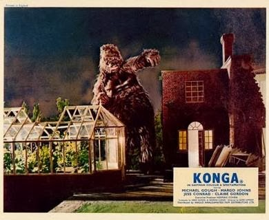 Steve White Vw >> Kaiju Battle: CREATURE FEATURE : Konga