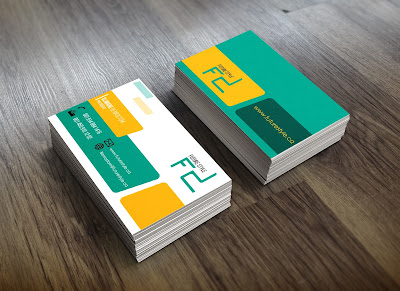 Business Card Demo