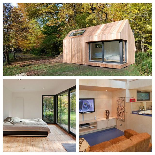 Casas ecológicas prefabricadas