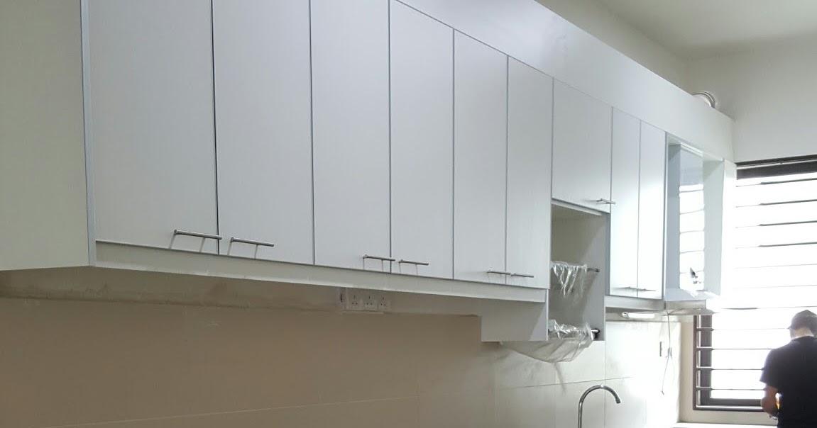 All kitchen kabinet dapur kitchen cabinet alam impian for Kitchen cabinet murah 2016