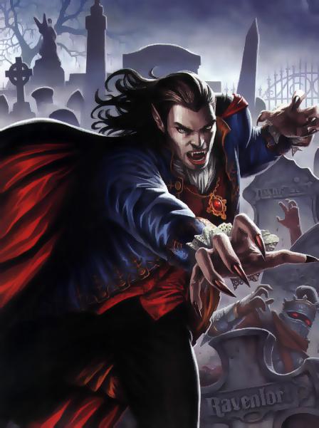 Resultado de imagem para AD&D vampire
