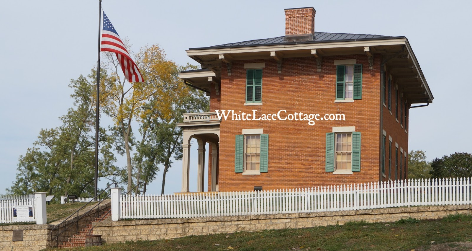 A Trip To Galena Illinois Part1 White Lace Cottage