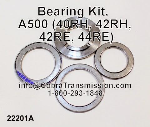Cobra Transmission Parts 1-800-293-1848: A500, 40RH, 42RH