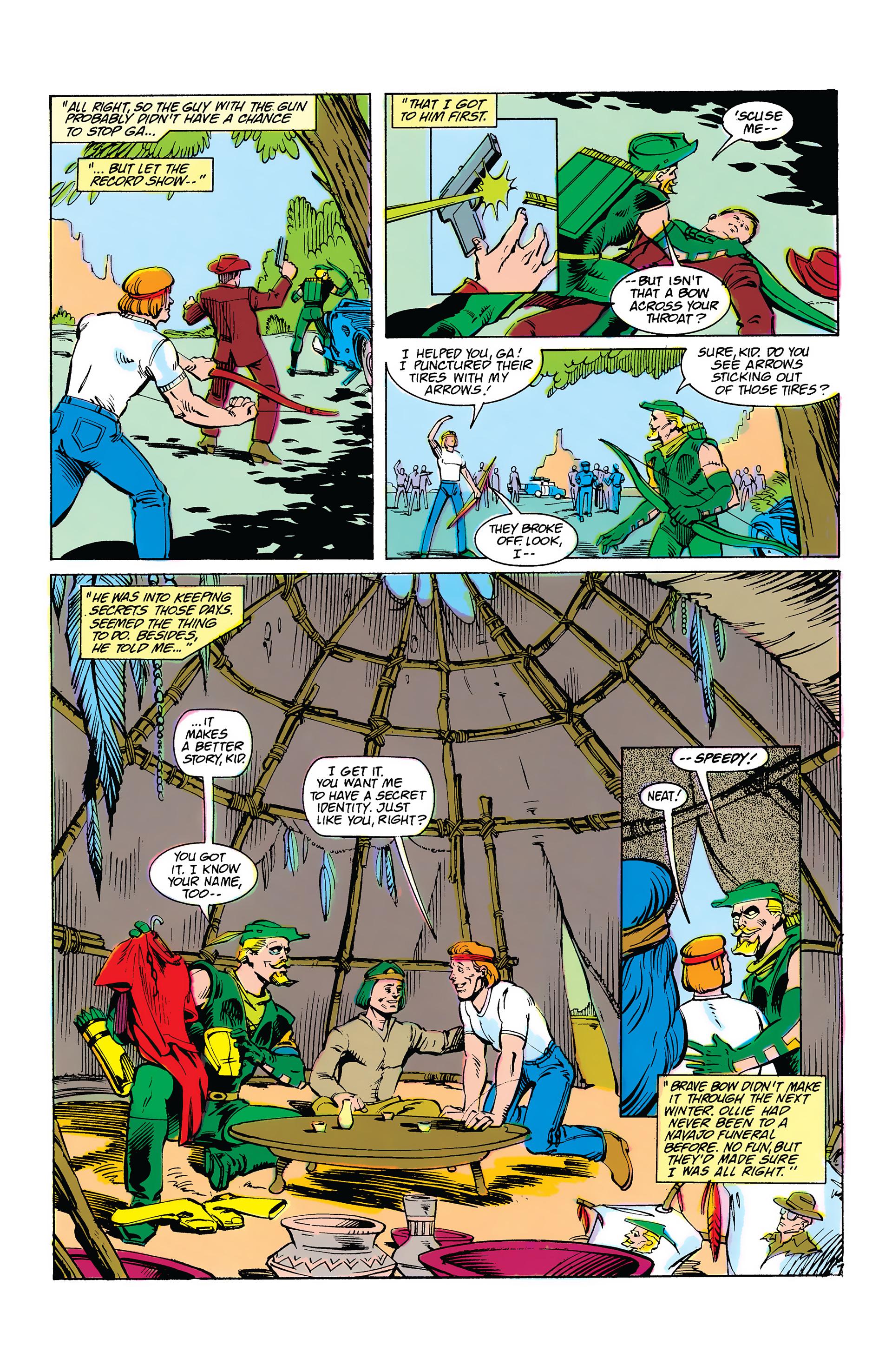Read online Secret Origins (1986) comic -  Issue #38 - 30