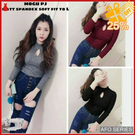 AFO189 Model Fashion Mogu PJ Modis Murah BMGShop