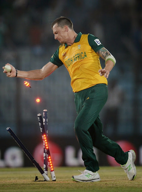 "New Zealand v South Africa, Chittagong: Kiwis nailed by Steyn in the final over. | Planet ""M"""