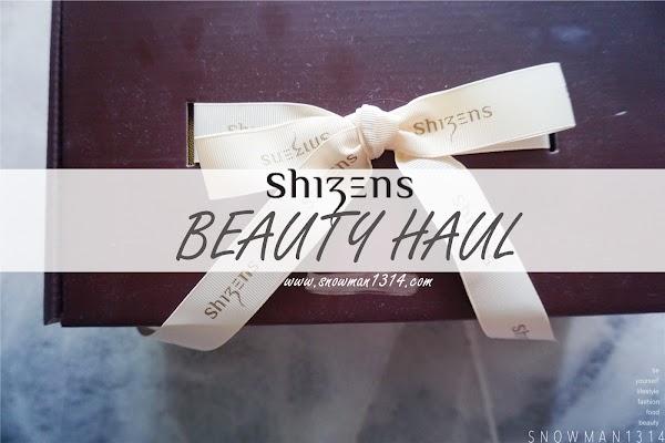 Shizens Beauty Haul @ Shizens.com