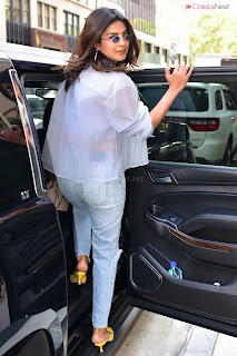 Priyanka Chopra in lovely Denim jeans and Transparent Top   .xyz Exclusive 009.jpg