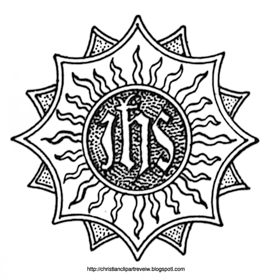 Sun Symbols For A Chrismon Christmas Tree Christian Clip Art Review