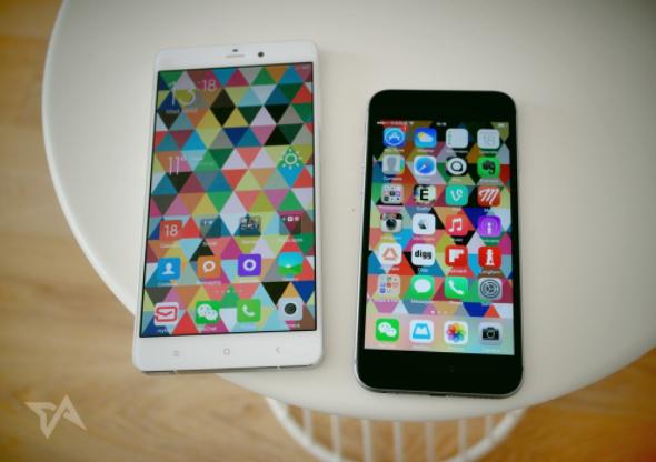 Rilis Xiaomi Mi 4i Note Mampu Geser Kedudukan Samsung Galaxy J7